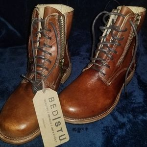 New BED STU boots.